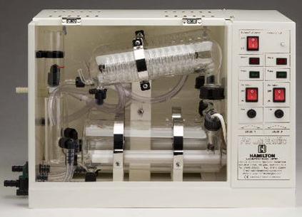 Máy cất nước 2 lần Hamilton model Aquamatic