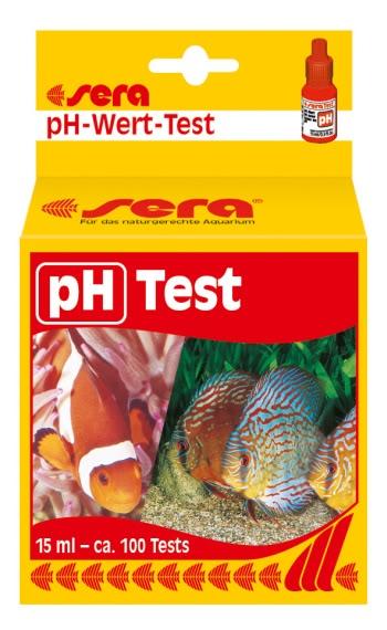 test pH sera kiểm tra độ pH nước