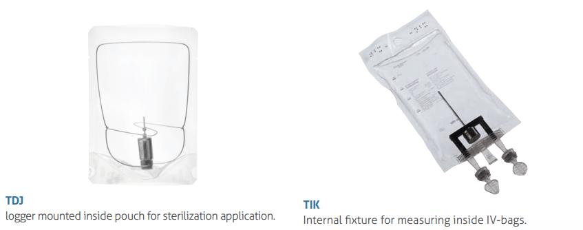 thiết bị đo nhiệt độ trung tâm sản phẩm - phụ kiện đo trong dịch truyền