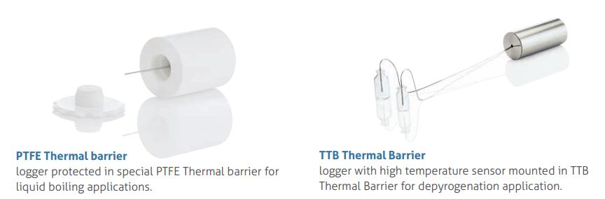 thiết bị đo nhiệt độ trung tâm sản phẩm - phụ kiện bảo vệ logger đo nhiệt độ tủ sấy