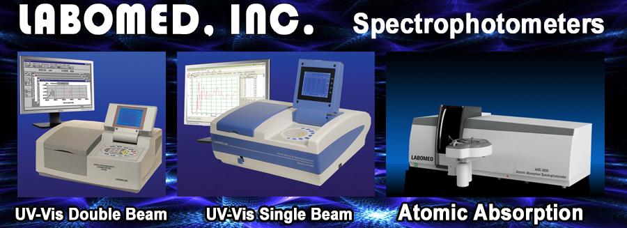 Máy quang phổ Labomed