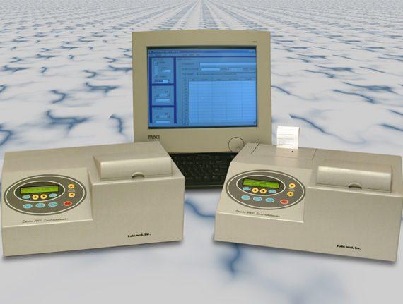 Máy quang phổ so màu model Spectro 2000RS