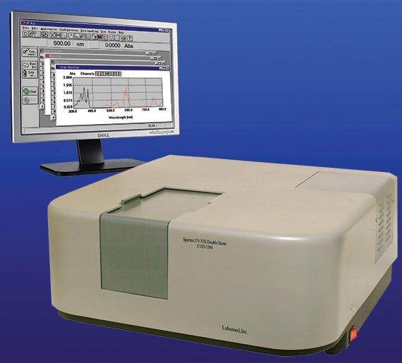 Máy quang phổ tử ngoại khả kiến