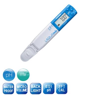 Bút đo pH nước, chất rắn cầm tay