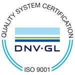 Thiết bị ngành sơn mực in và lớp phủ -ISO9001_DNV_GL