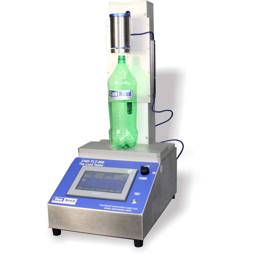 Máy đo lực nén chai nhựa (PET)