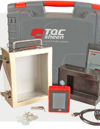 Thiết bị đo và ghi nhiệt độ tủ sấy - nguyên bộ