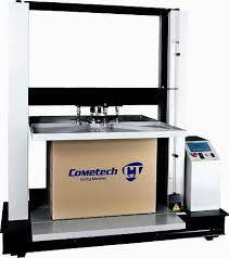 May do luc nen thung carton QC-121D1 Come-tech