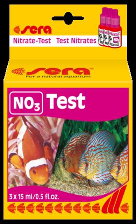Test NO3 sera kiểm tra nitrate nước