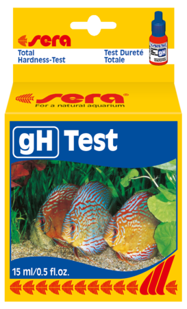 Test gH sera kiểm tra độ cứng tổng nước