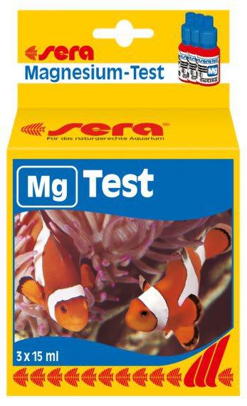 test Mg sera kiểm tra Magnesium trong nước