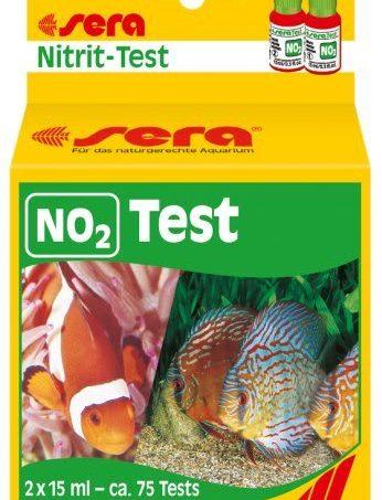 test NO2 sera kiểm tra nitrite của nước nuôi trồng thủy sản
